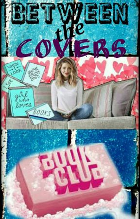 Between the Covers Book Club (Accepting New Members) by harleyxquinna