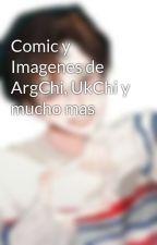 Comic y Imagenes de ArgChi, UkChi y mucho mas by yukiko_black_lupin