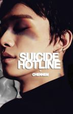 suicide hotline × chenmin by Chennem