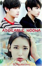 ADORABLE NOONA by KookieUrina