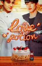 Love Potion ➼ {Meanie} by Gwiboon-ah