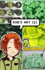 ┈ ✧ Raegan's Artworks ✧ ┈ by raestel