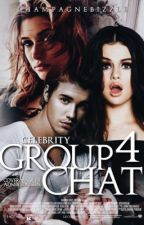 Celebrity Group Chat 4 by champagnebizzle