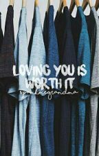 Loving You Is Worth It | Rap Monster x Reader by SpankMeGrandma