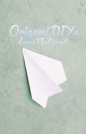 Book corner bookmark | Origami Tutorials | 450x288
