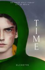 Time [Levi X Reader] by Elchotye