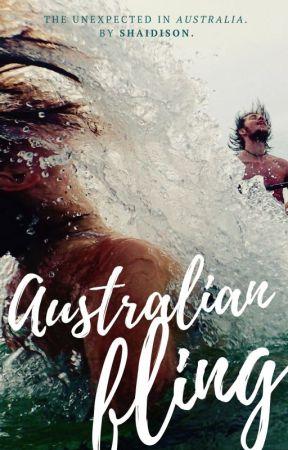 Australian Fling by shaidison