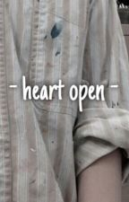 heart open. by nightchillout
