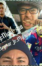 Neymar Jr.:My new life by Nicki-sun