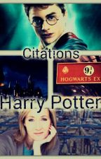 Citation De Harry Potter by Guimauve1605