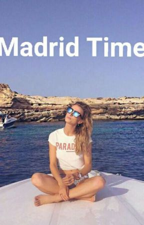 Madrid Time by GMikkiG