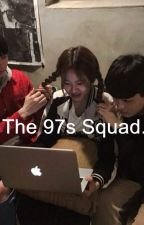 THE 97's SQUAD ❀ by cosmoblossoms