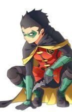 Damian Wayne x reader by SpitFireShippers