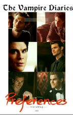 Vampire Diaries Preferences GERMAN by WintersLady