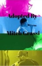 Adopted by Mitch Grassi by evilblood16