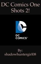 DC Comics One Shots 2(finished) by CT-5445