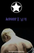 WINGS    Taehyung by bangtangurlarmy