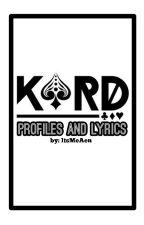 K.A.R.D Profiles and Lyrics by ItsMeAen