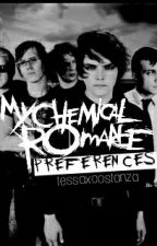 My Chemical Romance Preferences ||HUN|| by tessaxcostanza