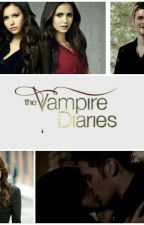 vampire diaries : Duplicatas gilbert  by danielacatt2
