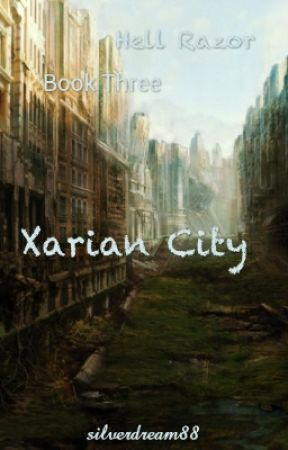 Xarian City by silverdream88