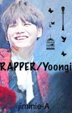 Rapper/ Yoongi by Jiminie-A