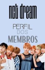 Perfil - NCT Dream by natiele_ramos