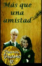 Más que una amistad 1raTemporada(Draco Malfoy y tú) by Harry_Edward03