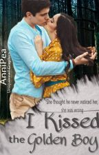 I kissed the Golden boy by AnniPea
