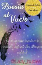 Poesía al vuelo© by lady_bubles