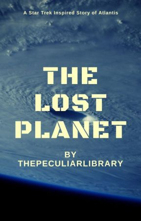 The Lost Planet by thepeculiarlibrary