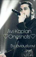 Avi Kaplan ♡Oneshots♡ by overwhelmedolivia