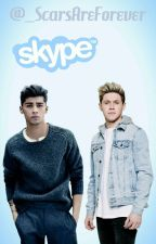 Skype (Ziall) by _ScarsAreForever