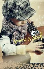 Aммυ'ѕ Sтυff by cappuccino9297