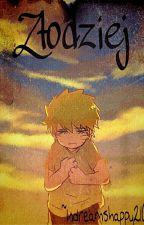 Złodziej (Naruto) by Indreamshappy2106