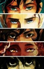 Goode High School reads Pjo and HoO [Percy Jackson] by Sunny5678
