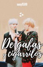 De gafas y cigarrillos ♡ Yoonmin by susy1599