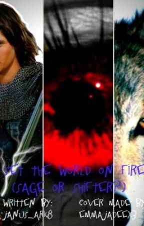 Set the world on fire!! (Sage or shifter??) by Janus_ark8
