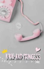 king and princess • namjin by TBHBBH