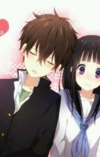Eru&Houtarou's Day (Hyouka Fanficton One-Shot) by BakaOtaku29