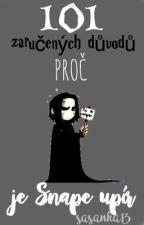 101 zaručených důvodů proč je Snape upír II.✔️ by sasanka13