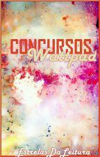 #ConcursosWattpadPTBR by EstrelasDaLeitura