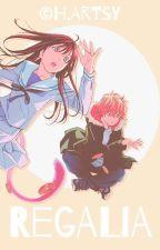 (Yukine x reader) Regalia  by Mikey_Lynn