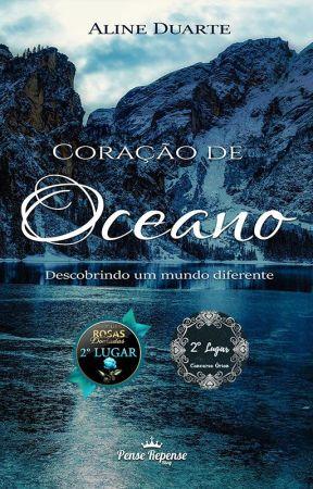 Coração de Oceano by alinecarpesduarte