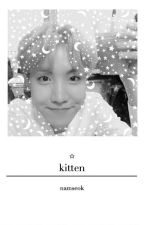 kitten «Namseok» by bottomhoseok