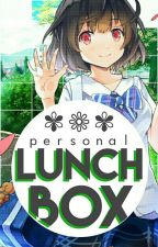 lunch box ; personal by uta-ota