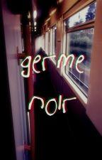 GERME NOIR by desaxee
