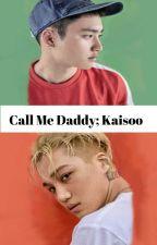 Kaisoo; Daddy Kink by kogumagom