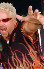 Guy Fieri and the Fieri In My Heart by Rascalfilip