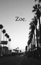 Zoe. by ohsweetpain